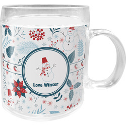 Winter Acrylic Kids Mug (Personalized)