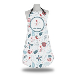 Winter Apron (Personalized)