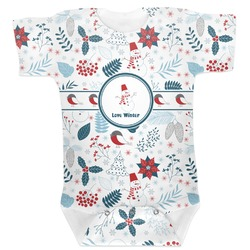 Winter Baby Bodysuit (Personalized)