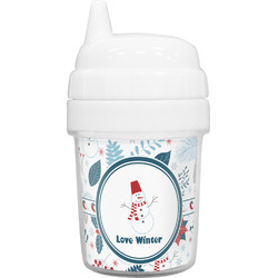 Winter Baby Sippy Cup (Personalized)