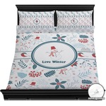 Winter Duvet Cover Set (Personalized)