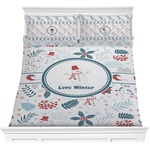 Winter Comforter Set (Personalized)