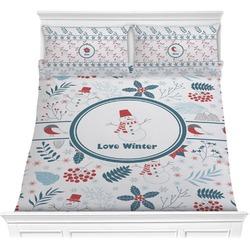 Winter Comforter Set (Personalized)