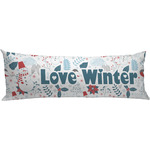 Winter Body Pillow Case (Personalized)
