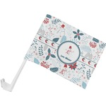 Winter Car Flag (Personalized)