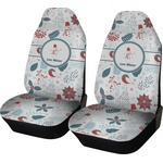 Winter Car Seat Covers (Set of Two) (Personalized)