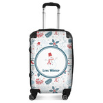 Winter Suitcase (Personalized)