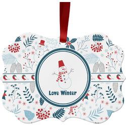 Winter Ornament (Personalized)