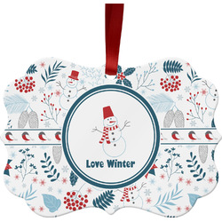 Winter Ornament (Personalized)