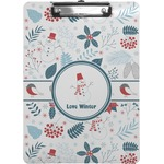 Winter Clipboard (Personalized)