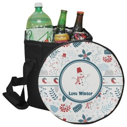 Winter Collapsible Cooler & Seat (Personalized)