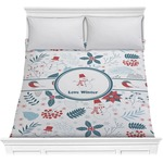 Winter Comforter (Personalized)