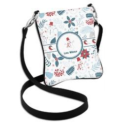 Winter Cross Body Bag - 2 Sizes (Personalized)