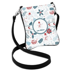 Winter Cross Body Bag - 2 Sizes (Personalized)