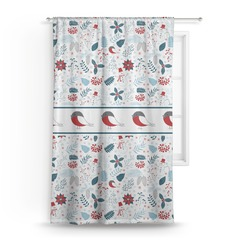 Winter Curtain (Personalized)