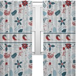 Winter Curtains (2 Panels Per Set) (Personalized)
