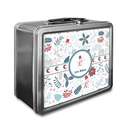 Winter Lunch Box (Personalized)