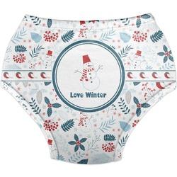 Winter Diaper Cover (Personalized)