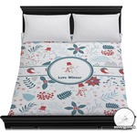 Winter Duvet Cover (Personalized)