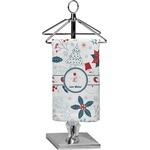 Winter Finger Tip Towel - Full Print (Personalized)