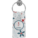 Winter Hand Towel - Full Print (Personalized)