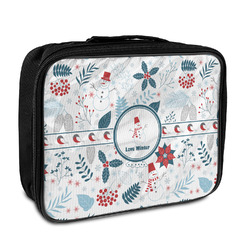 Winter Insulated Lunch Bag (Personalized)