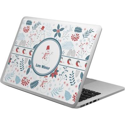 Winter Laptop Skin - Custom Sized (Personalized)