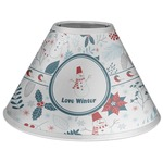 Winter Coolie Lamp Shade (Personalized)