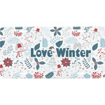 Winter Front License Plate (Personalized)