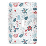 Winter Light Switch Covers - Multiple Toggle Options Available (Personalized)