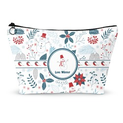Winter Makeup Bags (Personalized)