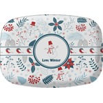 Winter Melamine Platter (Personalized)