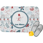 Winter Memory Foam Bath Mat (Personalized)