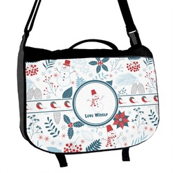 Winter Messenger Bag (Personalized)