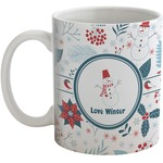 Winter Coffee Mug (Personalized)