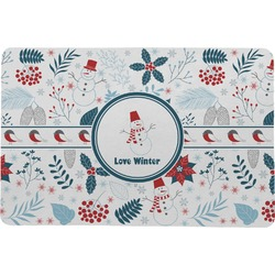 Winter Comfort Mat (Personalized)