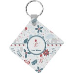 Winter Diamond Key Chain (Personalized)