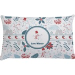 Winter Pillow Case (Personalized)