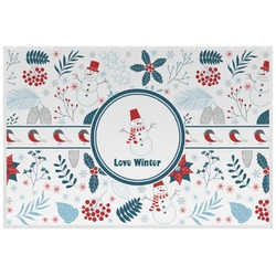Winter Laminated Placemat