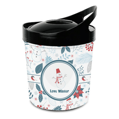 Winter Plastic Ice Bucket Personalized Rnk Shops