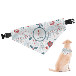 Winter Dog Bandana (Personalized)