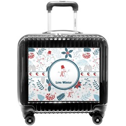 Winter Pilot / Flight Suitcase (Personalized)