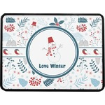 Winter Rectangular Trailer Hitch Cover (Personalized)