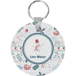 Winter Keychains - FRP (Personalized)