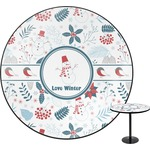 Winter Round Table (Personalized)