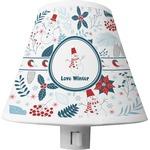 Winter Shade Night Light (Personalized)