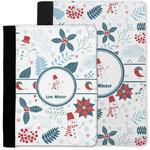 Winter Snowman Notebook Padfolio