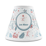 Winter Chandelier Lamp Shade (Personalized)