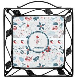 Winter Trivet (Personalized)