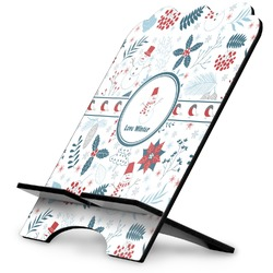 Winter Stylized Tablet Stand (Personalized)